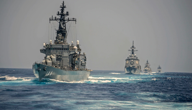 Australia To Join India In Malabar Naval Exercise Along With US, Japan