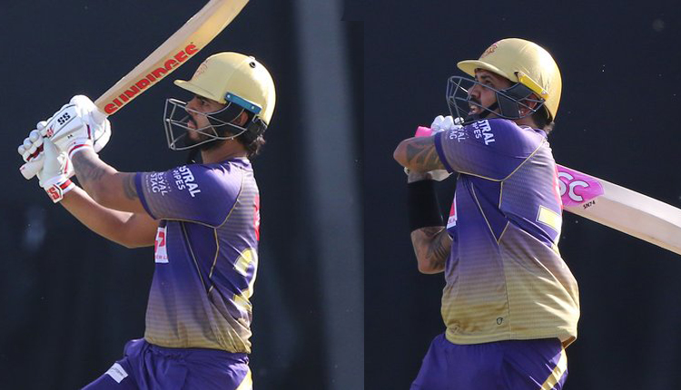 IPL 2020: Half-Centuries Of Nitish, Sunil Help KKR Score 194 Runs Against DC