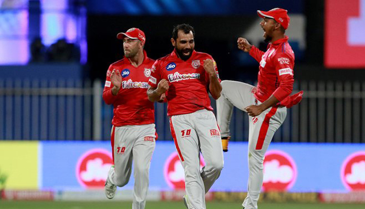 IPL 2020: KXIP Restrict KKR To 149/9 In 46th Match