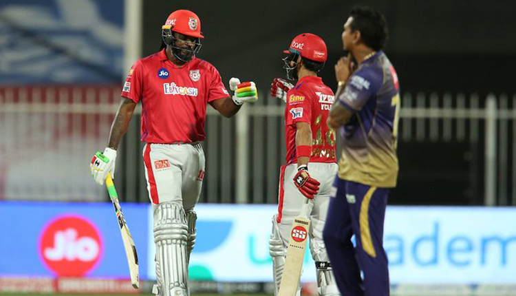 IPL 2020: Mandeep, Chris Gayle Lead KXIP Towards Victory From KKR By 8 Wickets