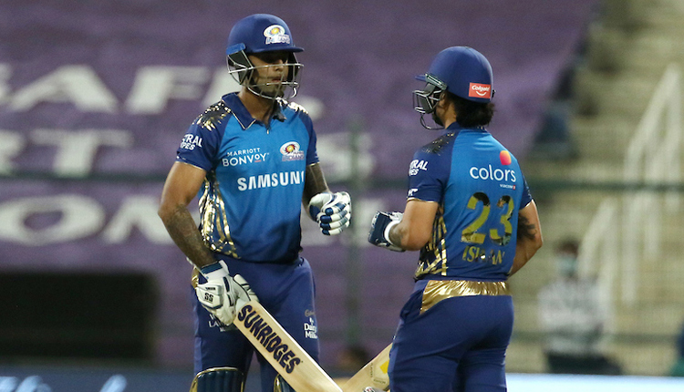 IPL 2020: MI Score 195/5 Against RR, Hardik Remains Unbeaten With 60