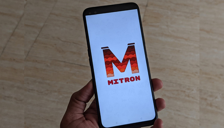 Desi Short Video-Making App Mitron Debuts On Apple App Store