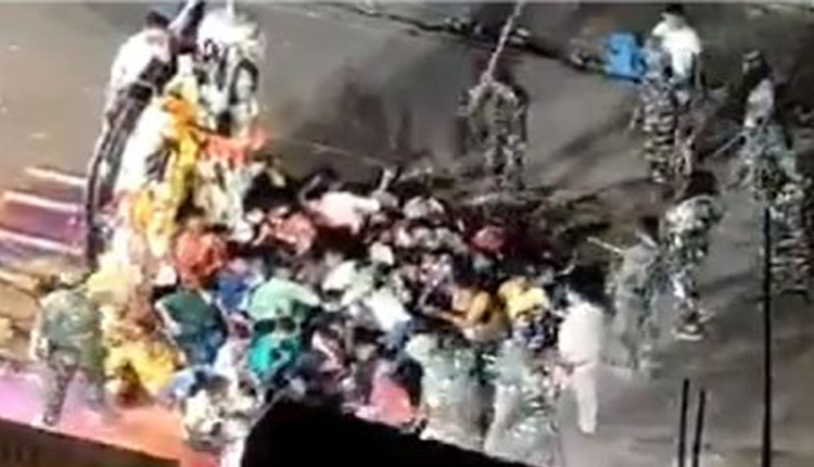 1 Killed, 20 Others Injured During Idol Immersion In Munger