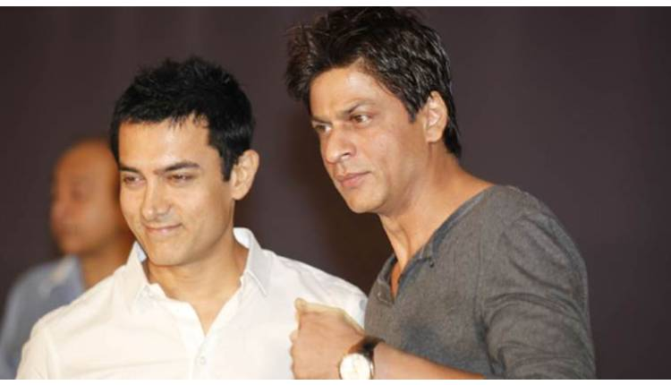 When Aamir Khan Referred To SRK As His Dog, Said 'Shah Rukh Is Licking My Feet'