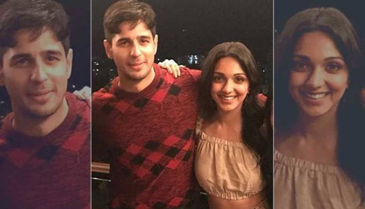 Sidharth Malhotra & Kiara Advani At Shershaah Prep, See Inside Picture