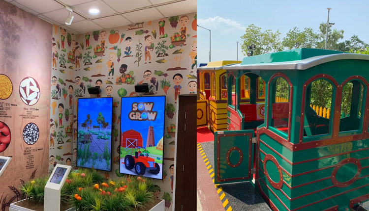 PM Modi Inaugurates World's First-Ever Technology-Driven 'Nutrition Park'