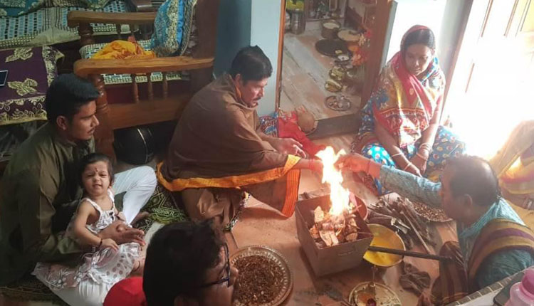 Dussehra: Odisha Sports Fraternity Opts For At-Home Celebrations