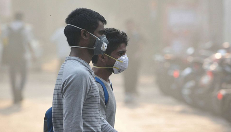 Pollution May Worsen COVID-19 Impact In Winter: Health Experts