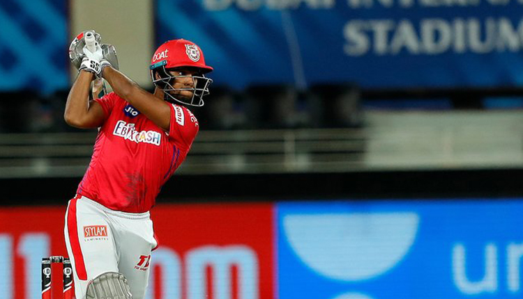 IPL 2020: Pooran's Half Century Proves Costlier Than Dhawan's Ton, KXIP Wins By 5 Wickets Over DC