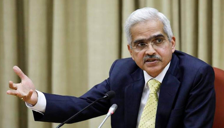 RBI Guv Shaktikanta Das Tests COVID-19 Positive