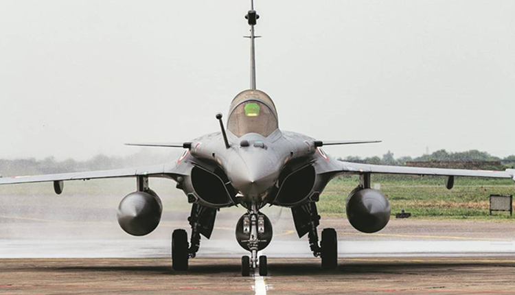 IAF To Receive Next Lot Of Rafale Combat Jets In November