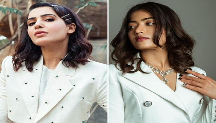 Samantha Akkineni, Rashmika Mandanna Sweat It Hard, 8 Videos To #WATCH