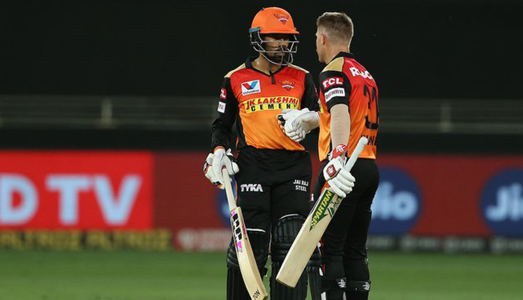 IPL 2020: SRH Posts Winning Target Of 220 Runs For DC At Loss Of 2 Wickets