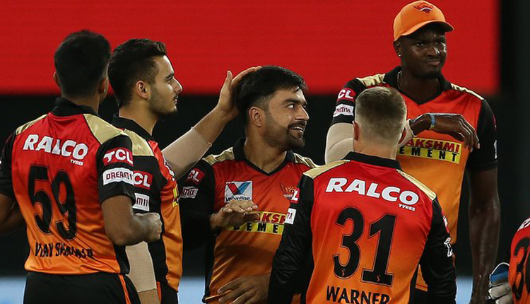 IPL 2020: DC Fails To Chase Mammoth Target, SRH Wins By 88 Runs
