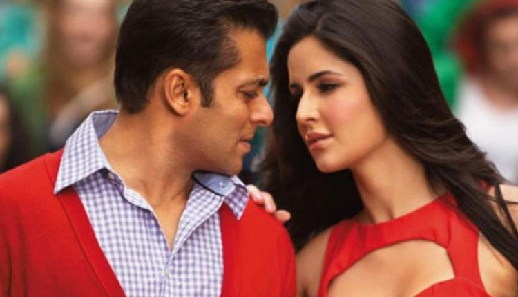 Salman Khan Offends Katrina Kaif
