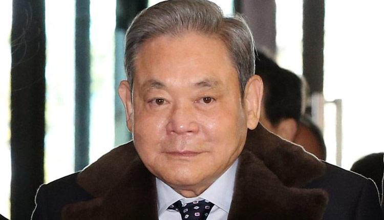 Samsung-Chairman