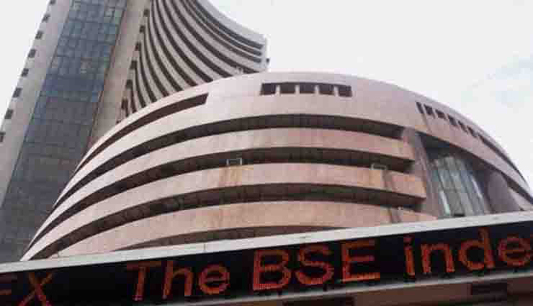 Sensex Sinks 540 Pts As Amazon-RIL Clash Spooks Investors