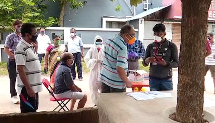 Coronavirus: Third-Phase Sero Survey In Bhubaneswar From Today