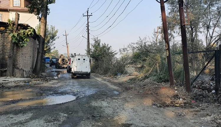 Srinagar-Encounter