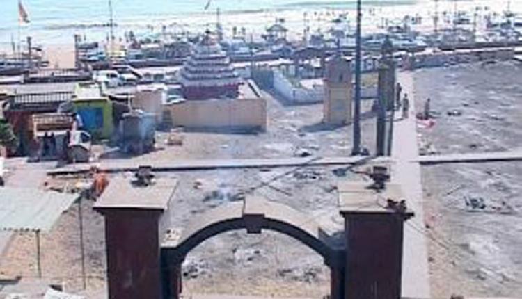 Puri Swargadwar Redevelopment To Finish By March 2021