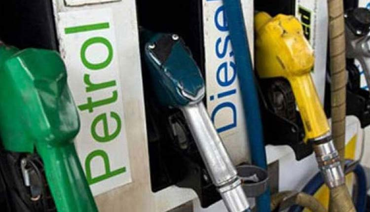 Taxes on Petrol Diesel