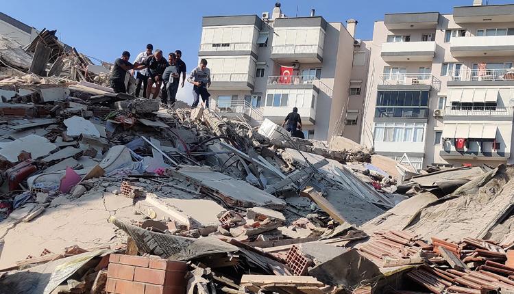 Earthquake Of Magnitude 7.0 Hits Turkey, Greece