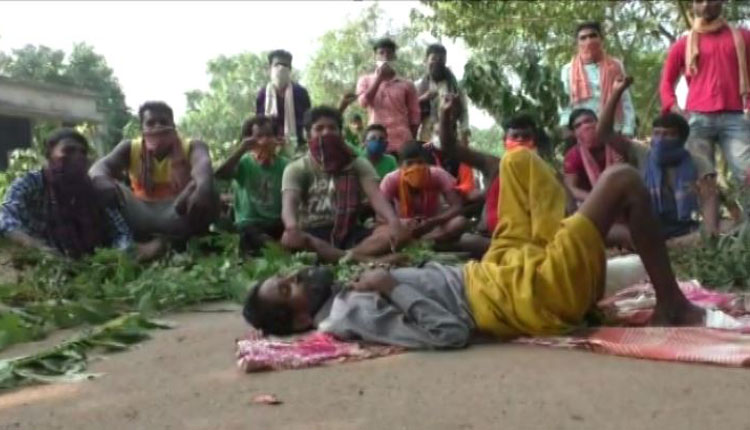 Cuttack: Locals, Patient Stage Road Block Over Medical Negligence