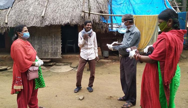 Health Screening For Covid-19 In Berhampur Before Festive Season