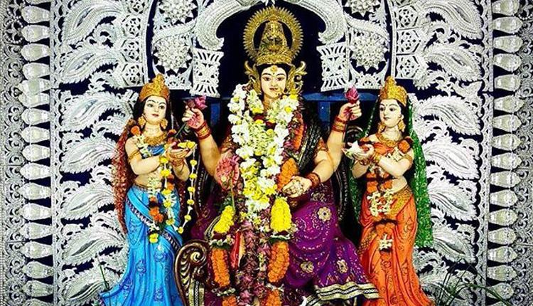 Festivity Grips Kendrapara As Gajalaxmi Puja Nears