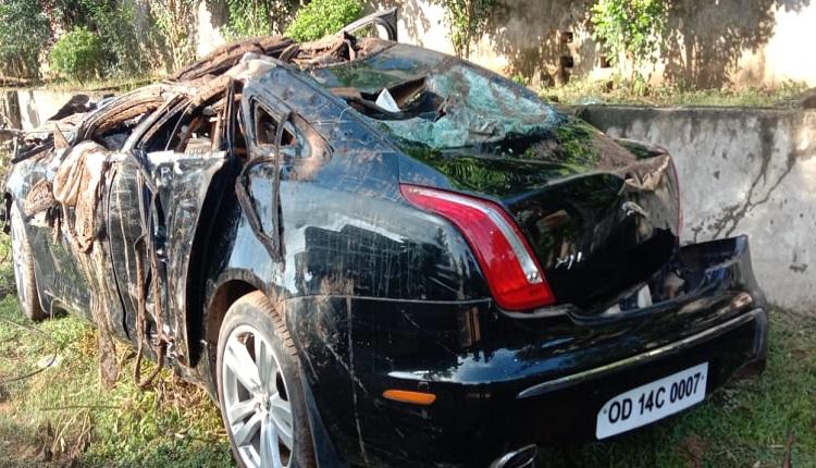 Odisha: 3 Die As Car Falls Into Canal In Cuttack