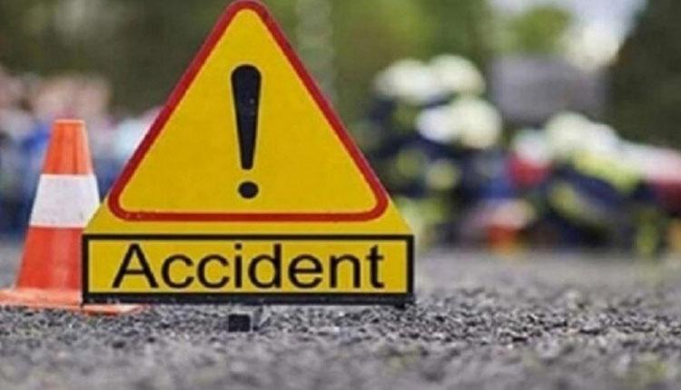 Two Killed As Trucks Collide Head-On In Keonjhar