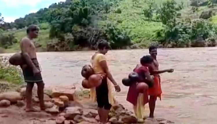 Anand Mahindra Offers Boat To Odisha Anganwadi Workers In Malkangiri
