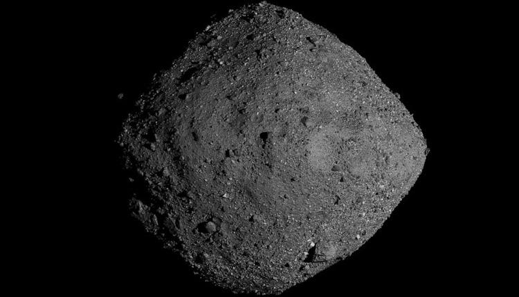 NASA Spacecraft Makes First Touchdown On Asteroid Bennu