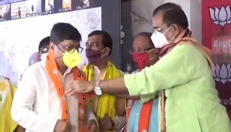 Odisha Bypolls: 2 Senior BJD Leaders From Balasore Join BJP