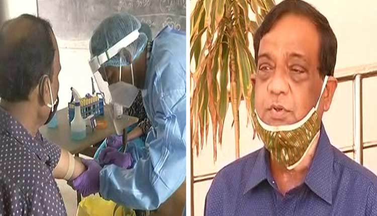 With the festive season and winter round the corner, people need to be extra cautious even though there has been a sharp decline in COVID-19 cases in Odisha,
