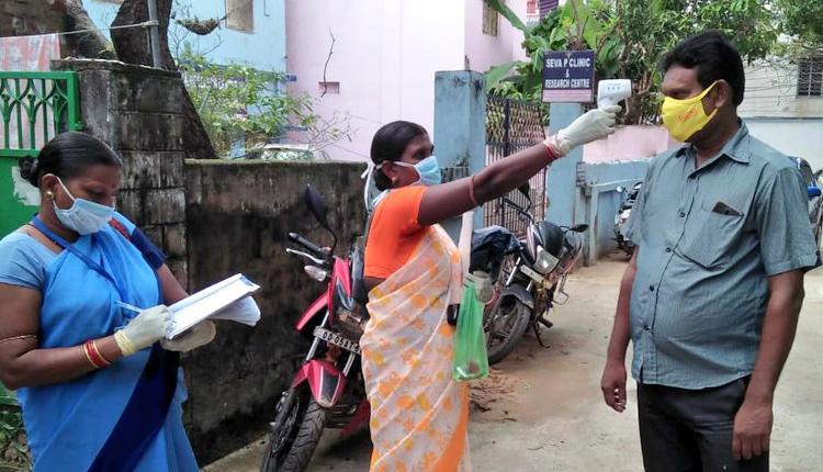 COVID-19 Odisha update