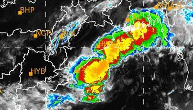 Depression Over Bay Of Bengal In 12 Hours, Orange Alert For 6 Odisha Districts