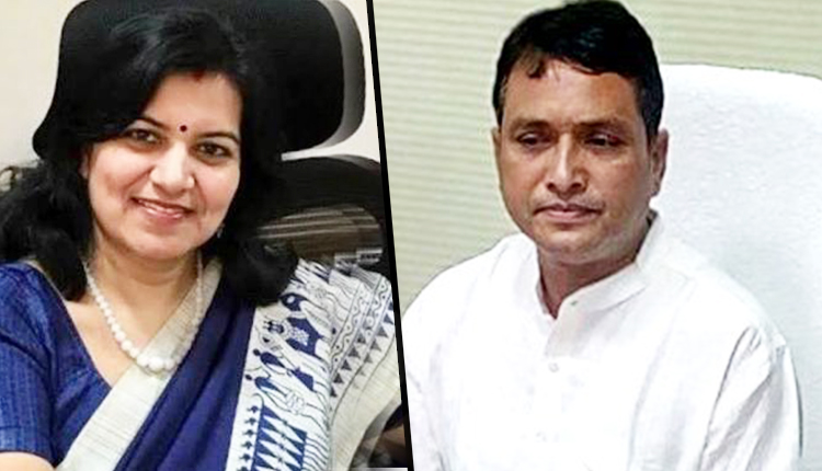 Odisha Minister Writes To Centre Over Alleged COVID19 Norm Violation By BJP MP Aparajita Sarangi