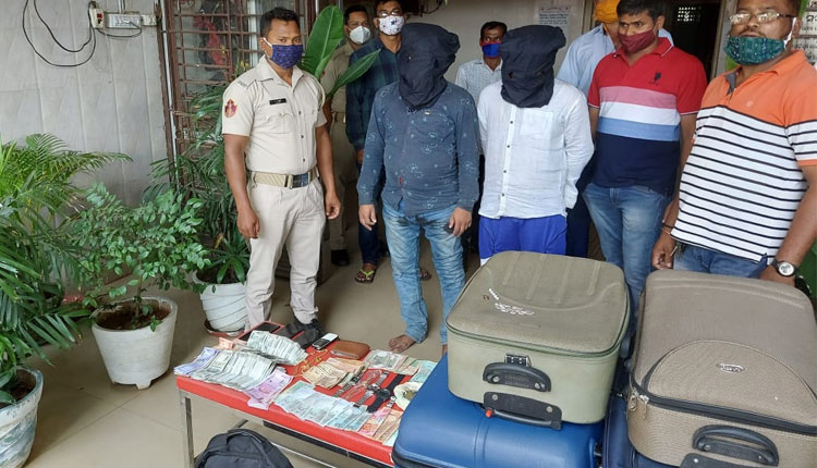 Drug and loot gang busted in Bhubaneswar