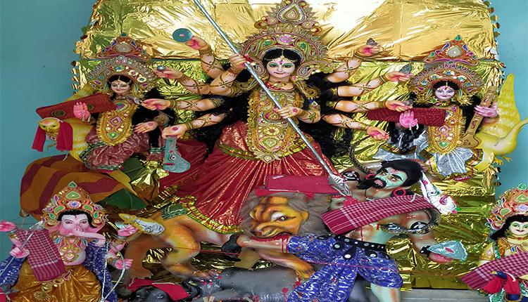 Bhubaneswar's Oldest Durga Puja