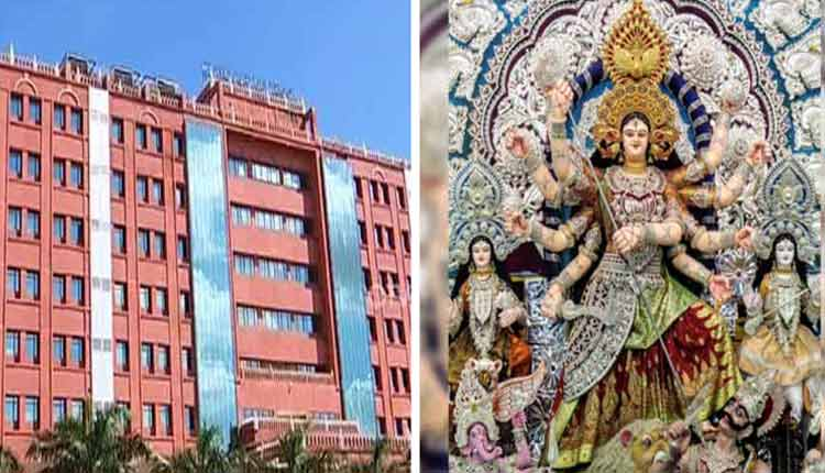 Orissa HC Nod For 9 Durga Puja Committees For Taller Idols