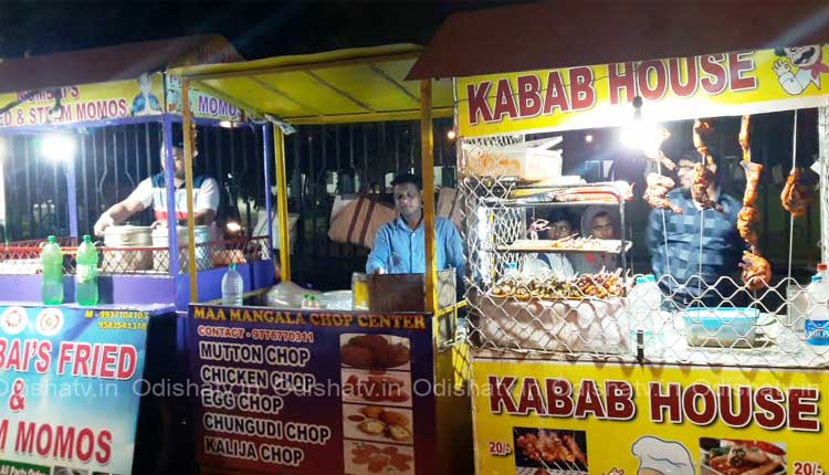 Cuttack: COVID Restrictions Dash Hopes Of Street Food Vendors This Puja Season