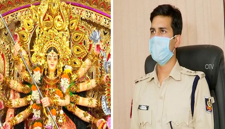 Durga Puja: Commissionerate Police Comes Up With 'Time Slots' For Idol Immersion In Cuttack