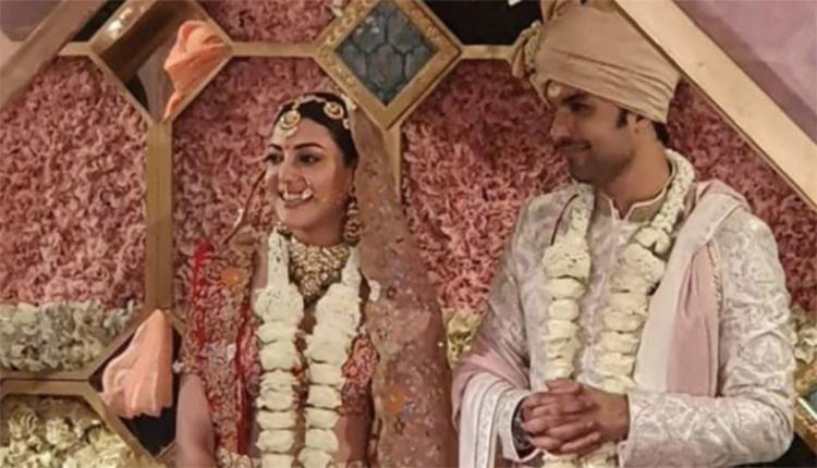 Inside Kajal Aggarwal & Gautam Kitchlu's Fairytale Wedding, See Pics