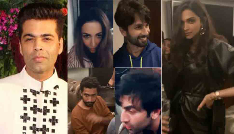 Karan Johar's Viral Party Video Gets Clean Chit From NCB