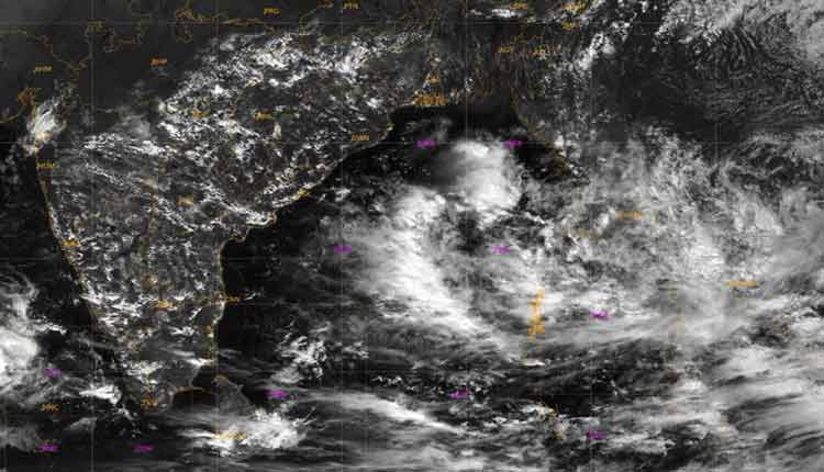 Low Pressure To Intensify Into Depression Over Bay Of Bengal Tomorrow
