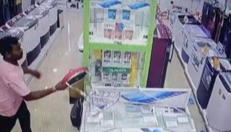 Watch: Woman, Her Two Sons Ransack Shop Over Extortion In Cuttack