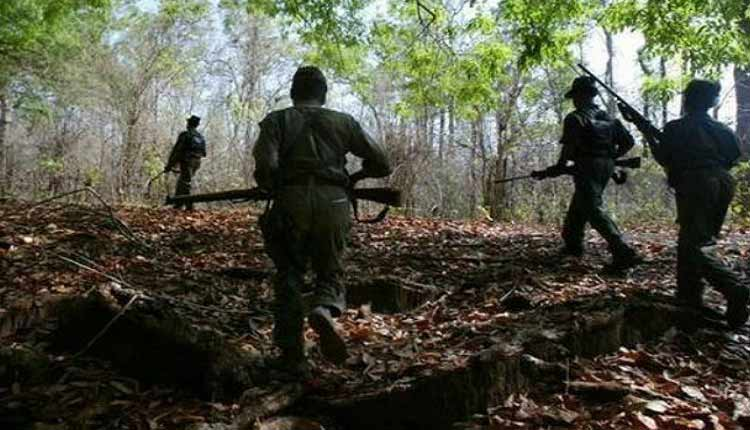 Police Exchange Fire With Maoists On Odisha-Andhra Pradesh Border