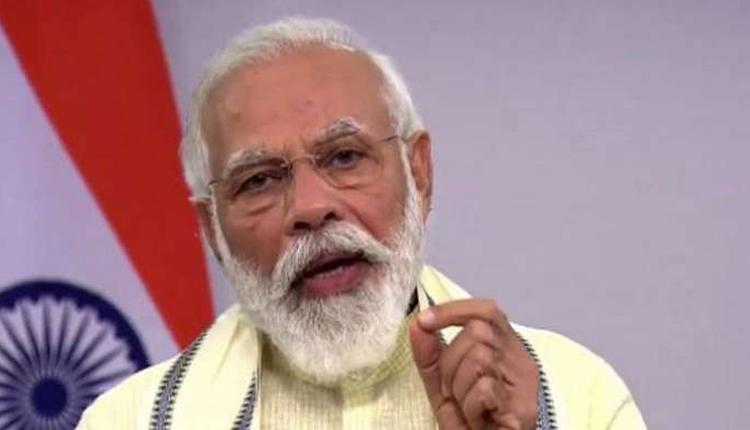 India At Forefront Of COVID-19 Vaccine Development: PM Modi