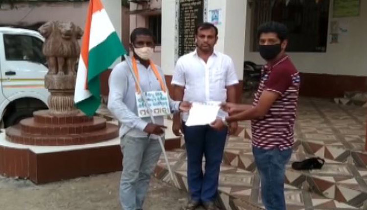 Special Status To Odisha: Odisha Man On Padayatra For Last 15 Months